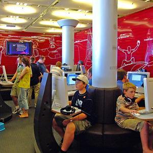 Интернет-кафе Сорочинска