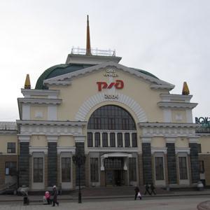 Железнодорожные вокзалы Сорочинска