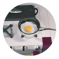 Кафе-бар Телец - иконка «кухня» в Сорочинске